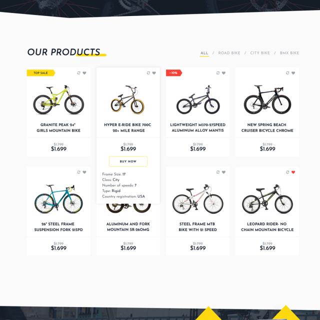 Creto | eCommerce HTML Site