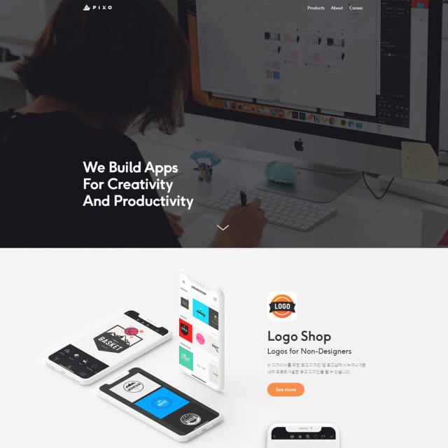 Pixo HTML Site